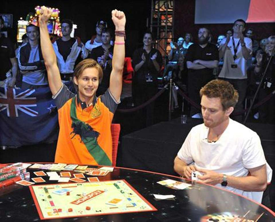 The Monopoly World Championships have taken place in