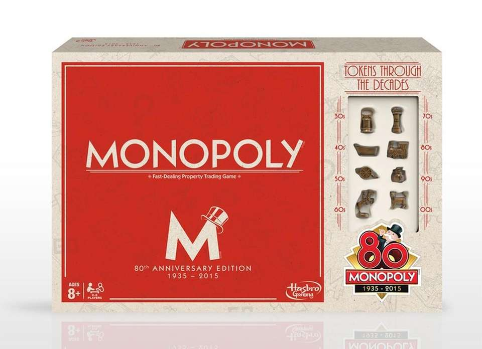Games of Monopoly have been played in unusual