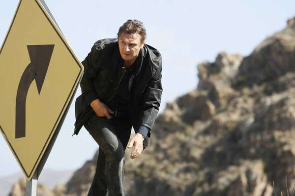 "Liam Neeson as Bryan Mills in ""Taken 3."""