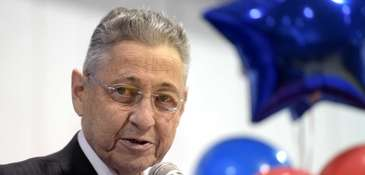 NY's longtime Assembly Speaker Sheldon Silver, from the