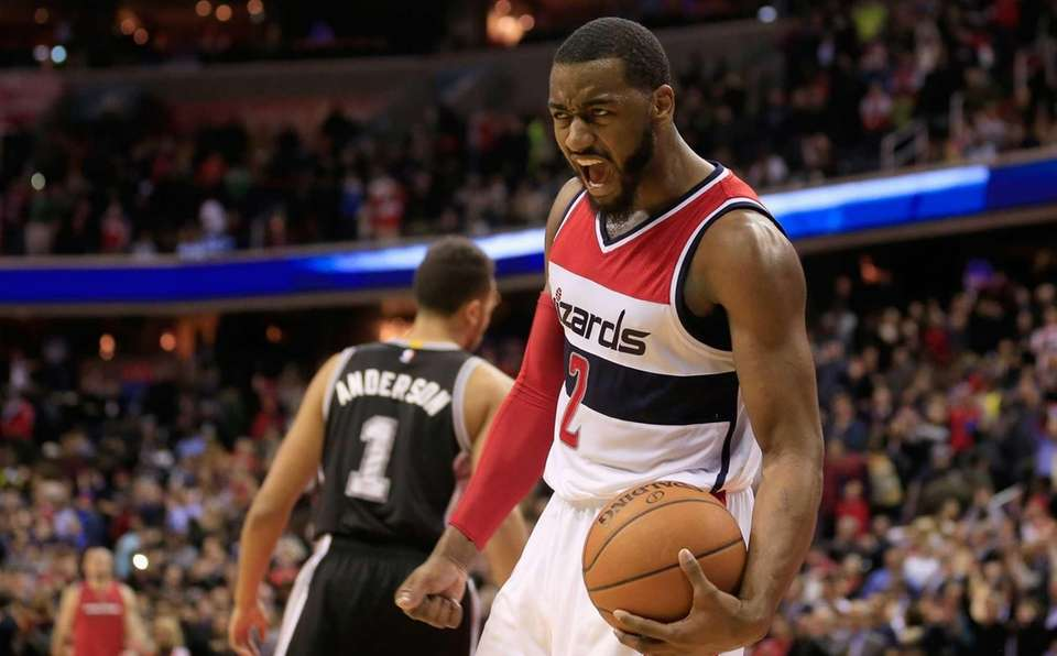 John Wall Washington Wizards guard