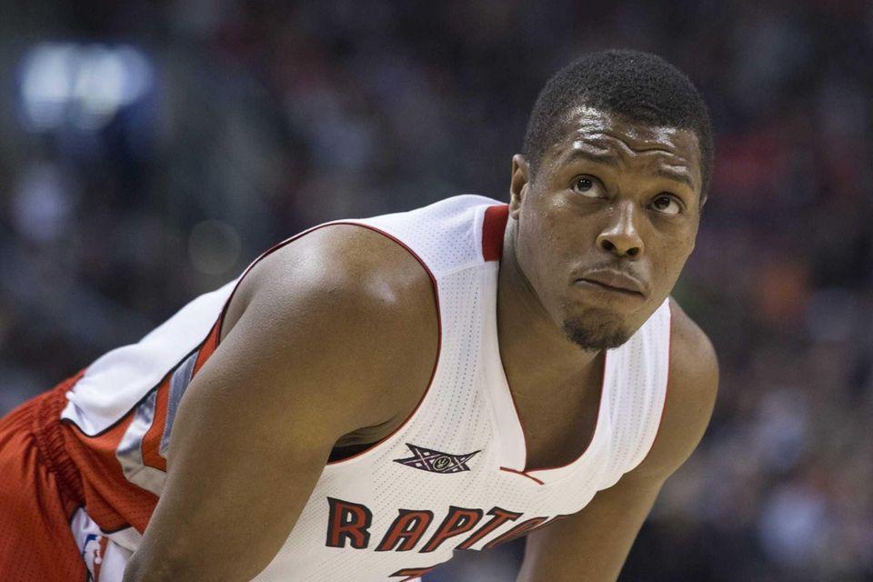 Kyle Lowry Toronto Raptors guard
