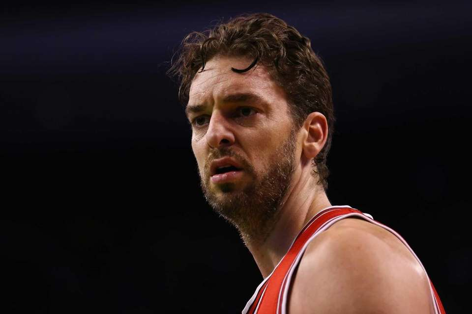 Pau Gasol Chicago Bulls forward