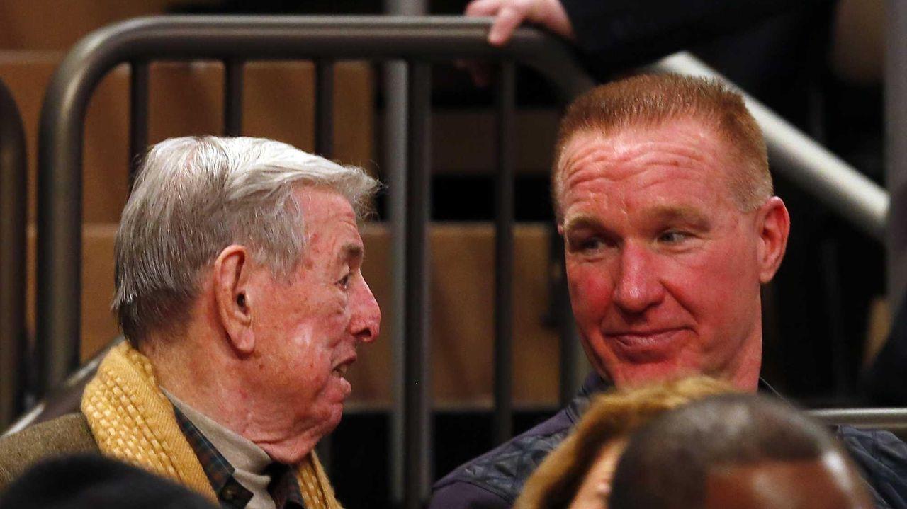 Former St. John's Red Storm head coach Lou