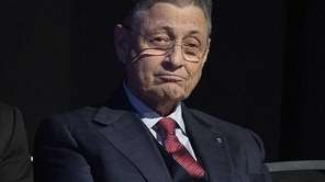 New York Assembly Speaker Sheldon Silver is shown