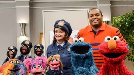 Cookie Monster stars in his first TV special