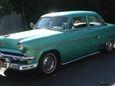 This 1954 Ford Customline two-door sedan has been