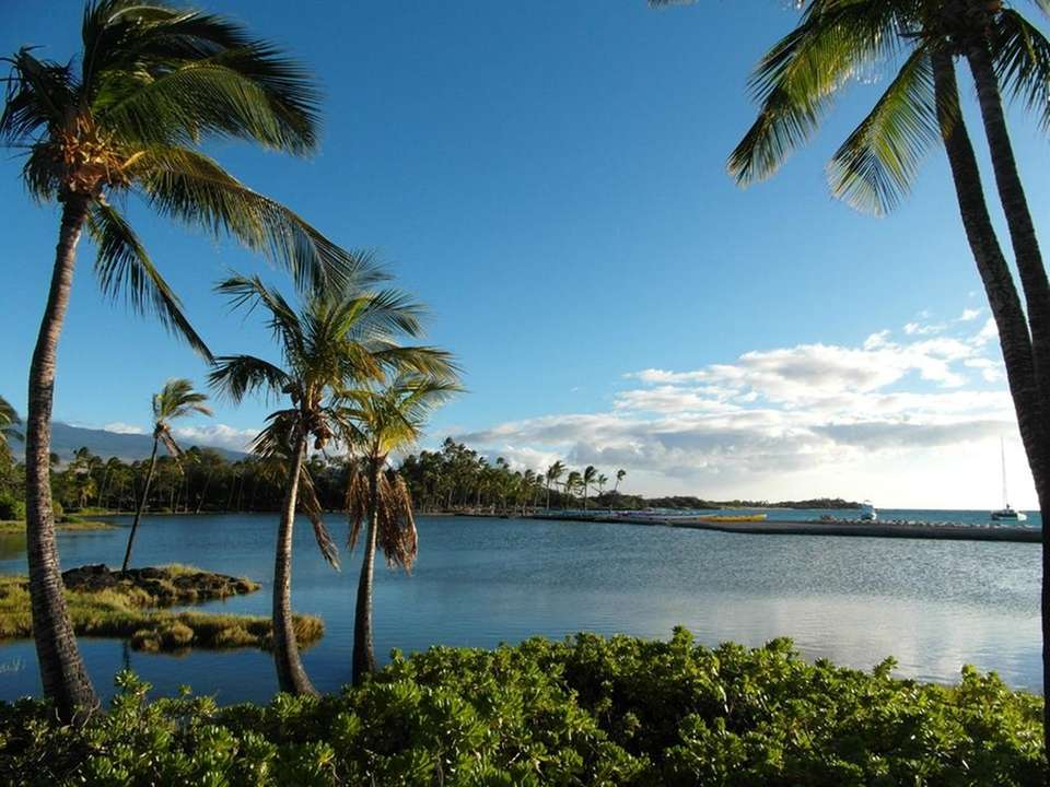 Waikoloa, Hawaii, on the Big Island, is a