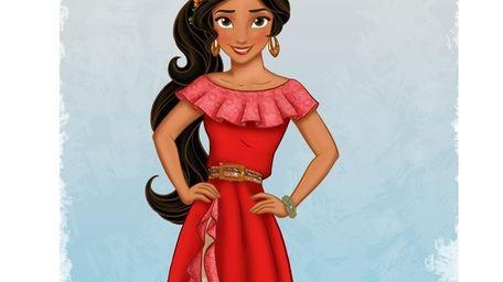Meet Elena of Avalor, Disney Junior's first Latin-inspired