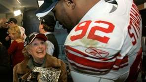 Ann Mara, mother of New York Giants owner