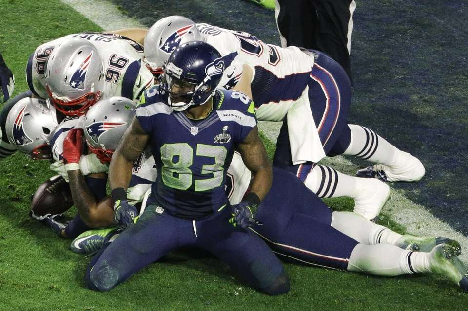 2) LEAST MODE The Seahawks trailed the Patriots,