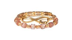 Alex and Ani Infinite Love collection