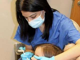 Children can get free dental screenings Friday at