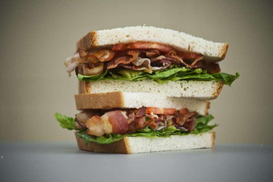 Dugan's Sandwich Shop, Woodbury: This restaurant's BLT consists