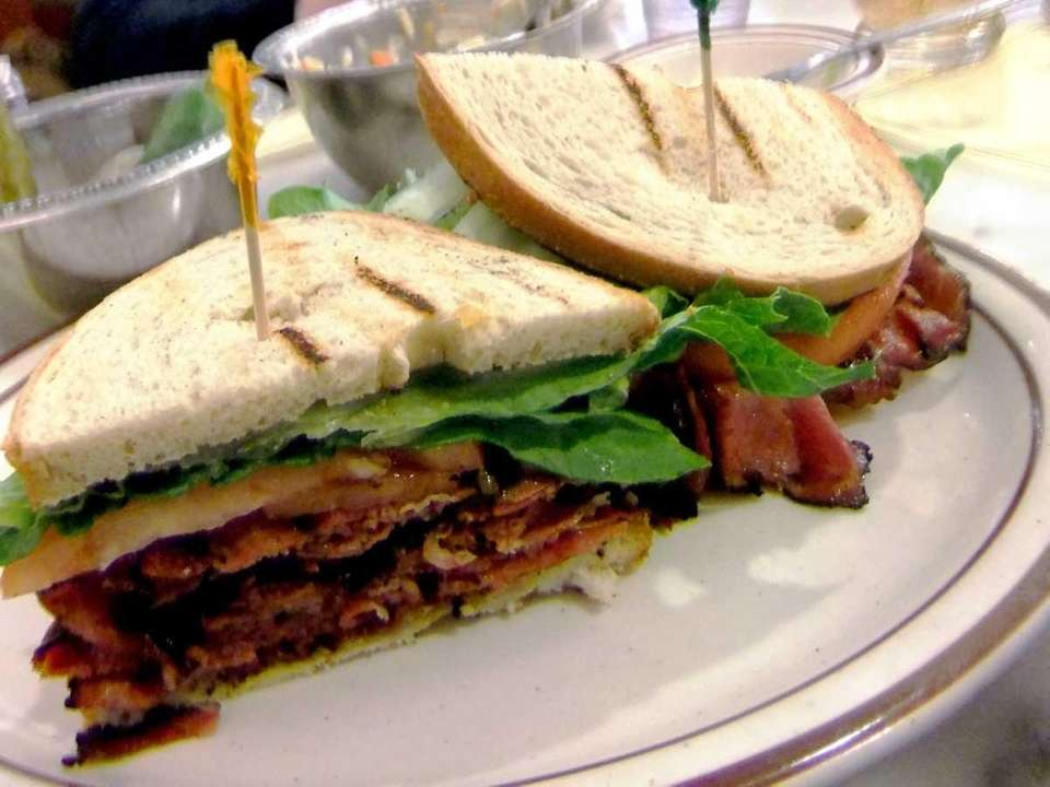 Zan's Kosher Deli, Lake Grove: The