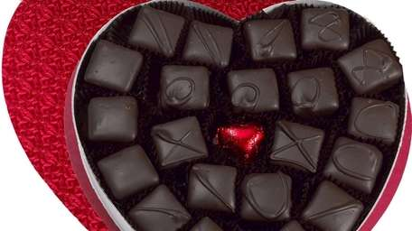Where to get Valentine's Day chocolate on Long