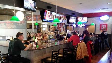 Meadowlands Sports Bar and Restaurant has opened on