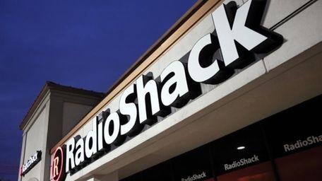 A RadioShack store in Dallas on Feb. 3,