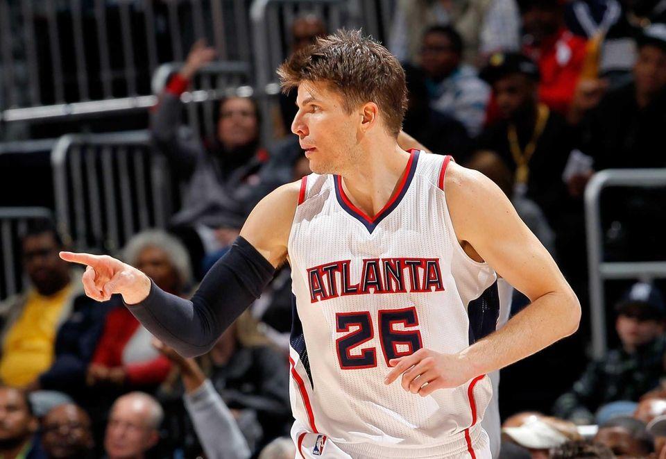 Kyle Korver Atlanta Hawks, guard