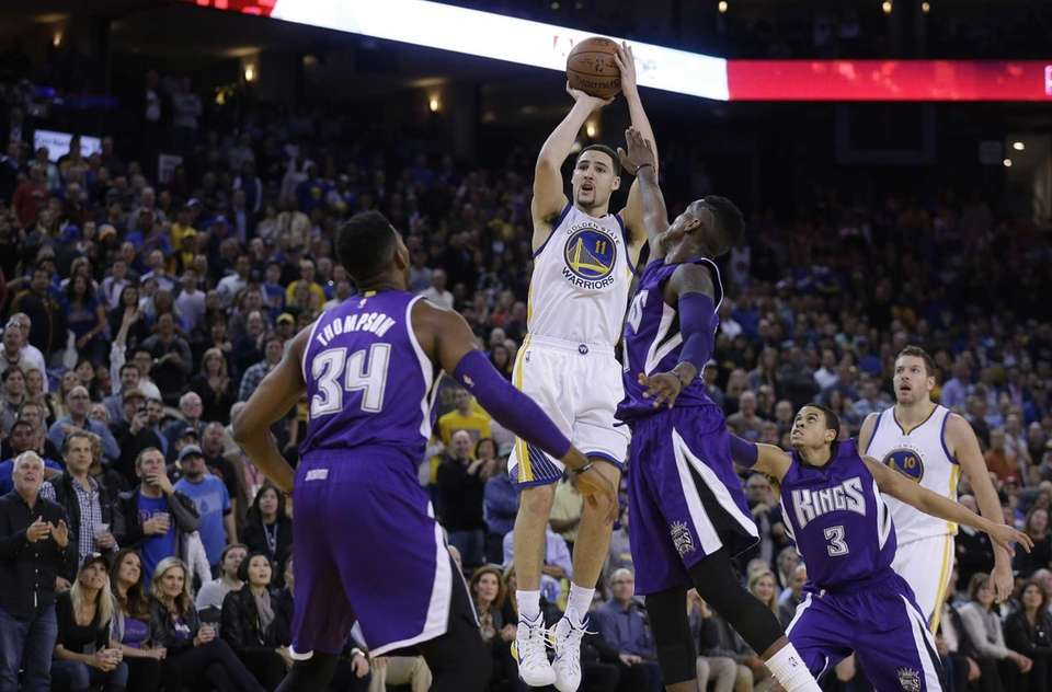Klay Thompson Golden State Warriors, guard