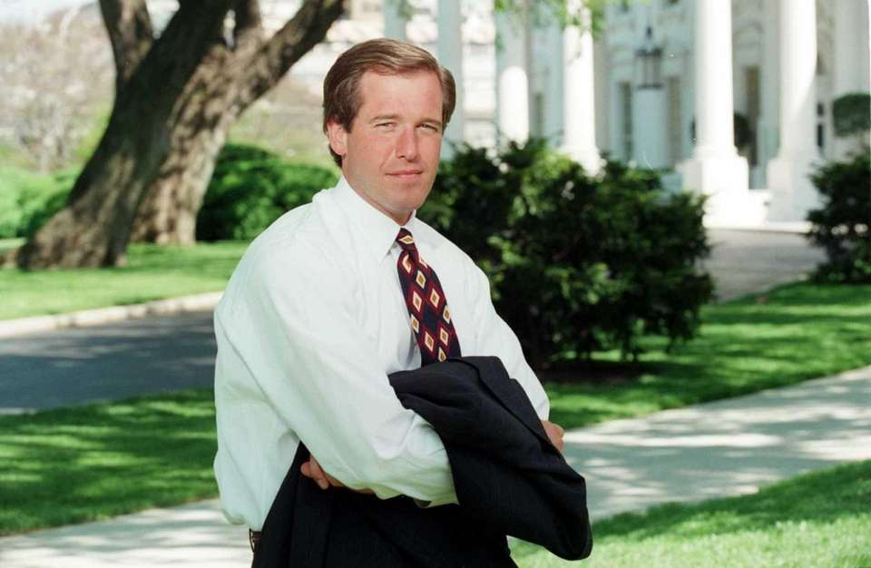 NBC News correspondent Brian Williams on June 20,