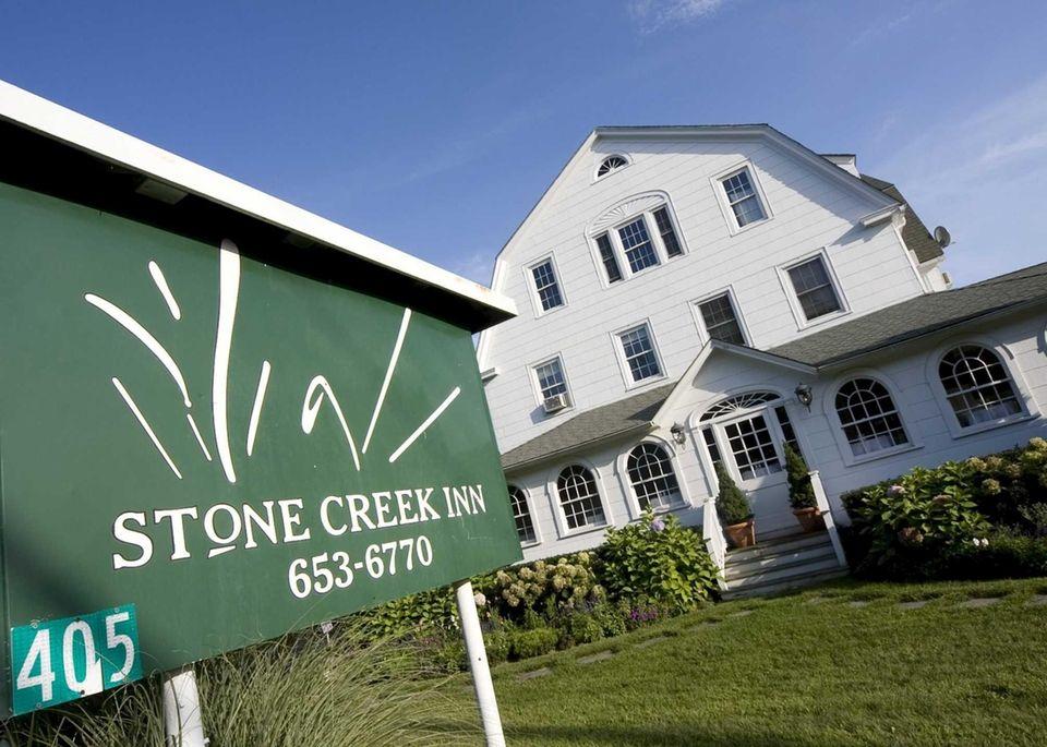 Stone Creek Inn (405 Montauk Hwy., East Quogue):
