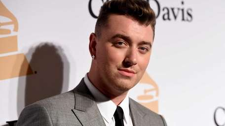Sam Smith attends the Pre-Grammy Gala and Salute
