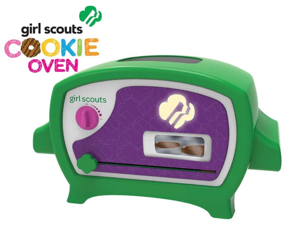The Girl Scouts Cookie Oven from Wicked Cool