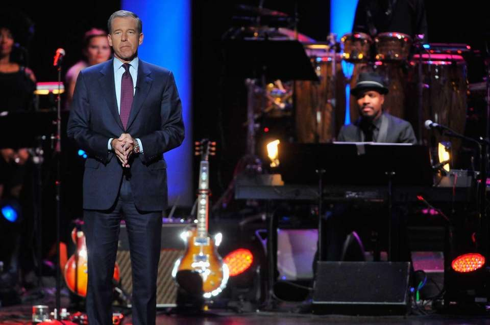 Brian Williams hosts The Lincoln Awards: A Concert