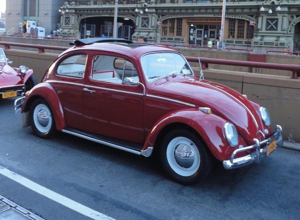 This 1963 Volkswagen Beetle