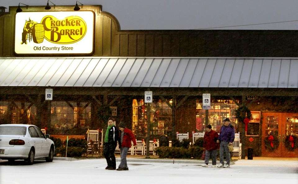 Cracker Barrel Old Country Store can be a