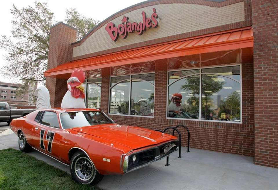 Bojangles' Famous Chicken 'n Biscuits is a fast-food