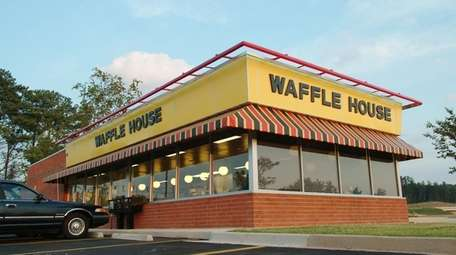 Waffle House has more than 2,100 locations across