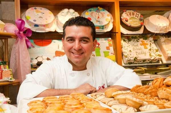 Buddy Valastro, star of the TLC series