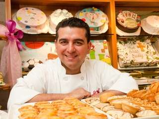 "Buddy Valastro, star of the TLC series ""Cake"