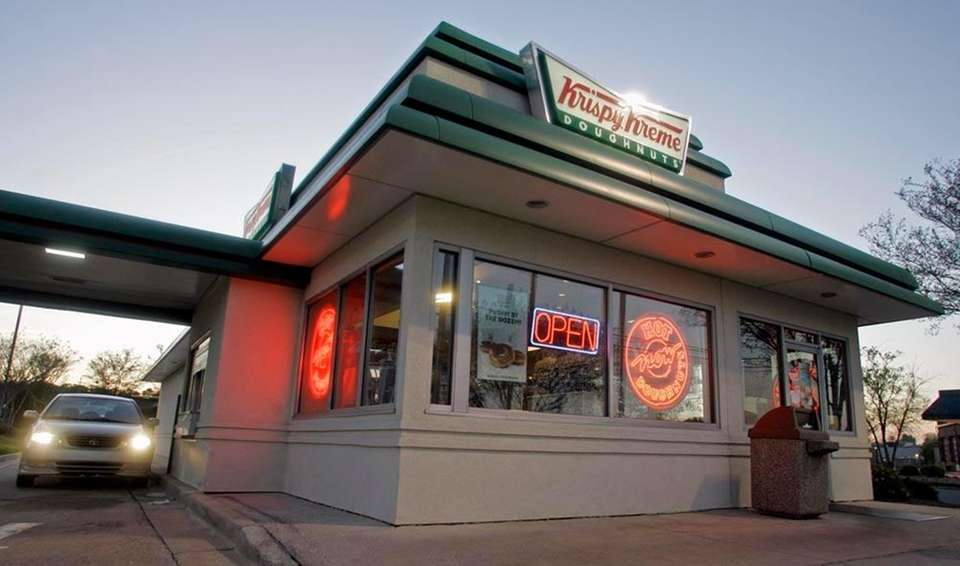 Krispy kreme long term objectives