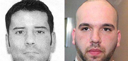 Former Nassau police Officer Anthony DiLeonardo and cabdriver