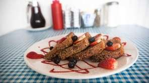 Sweet Mama's in Northport serves up multigrain, granola-crusted
