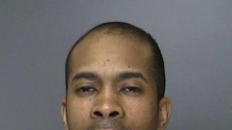 Reginald Ross, 37, of Yaphank, is charged with