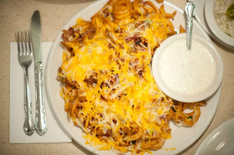 Disco Fries are a late-night favorite at the