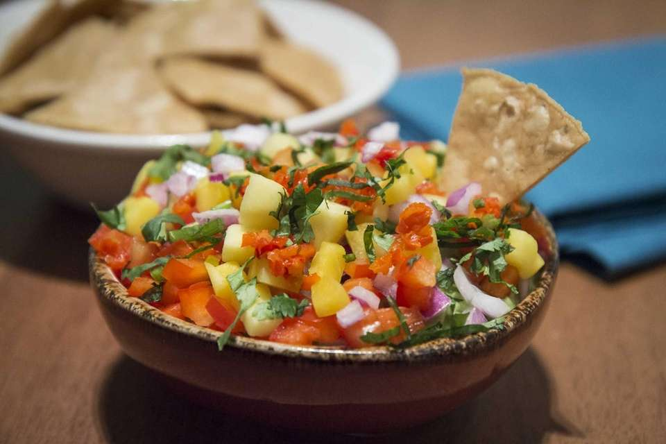 So crave-wrothy, the Yucateco guacamole at at Tocolo