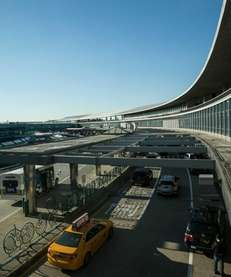 An overview of the Central Terminal at LaGuardia