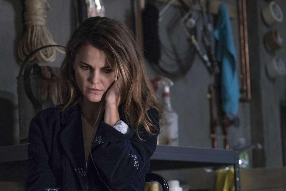 Keri Russell and Matthew Rhys star as Elizabeth