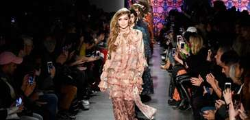 September New York Fashion Week is on its