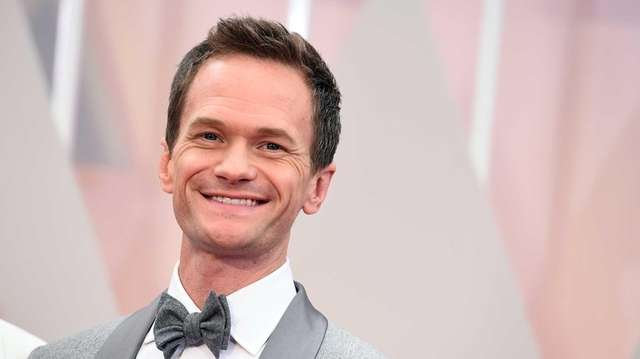 Neil Patrick Harris, the host of the 87th
