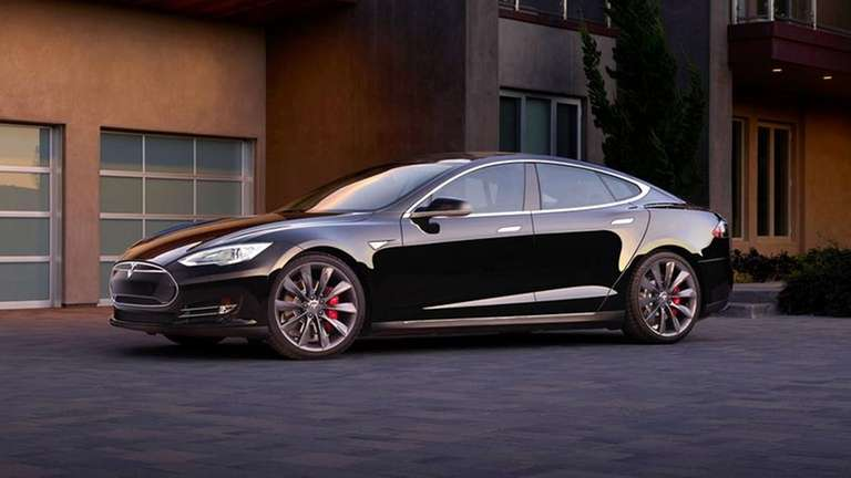 The Tesla Model S was chosen by Consumer
