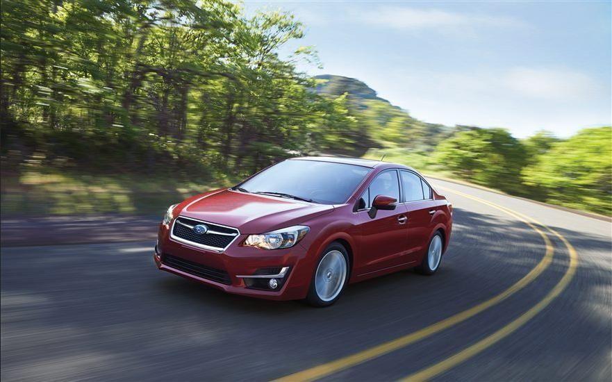 The 2015 Subaru Impreza was awarded the best