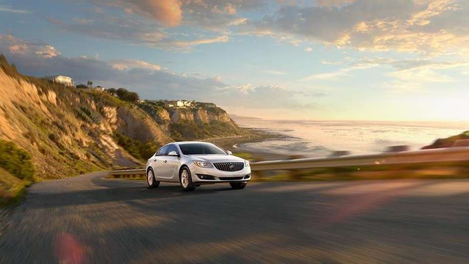 The 2015 Buick Regal was Consumer Reports' pick