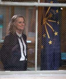 """Amy Poehler as Leslie Knope in """"Parks and"""