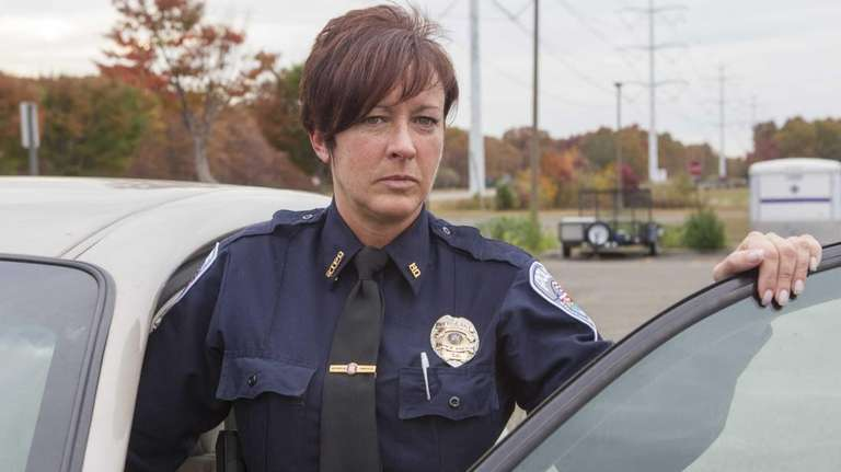 Sgt. Susan Ralph of the Southampton Town Police